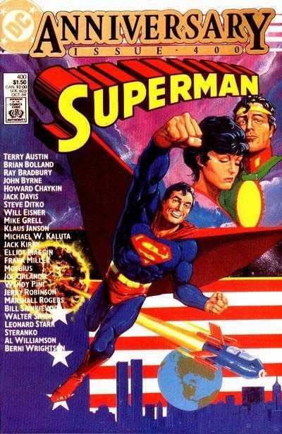 superman 400