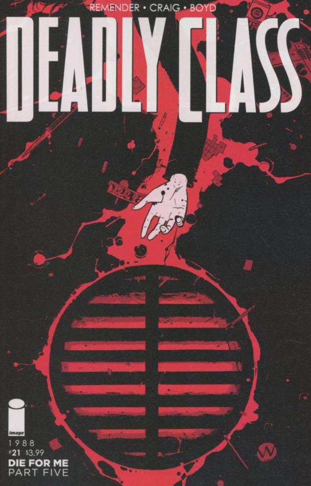 deadly class 21