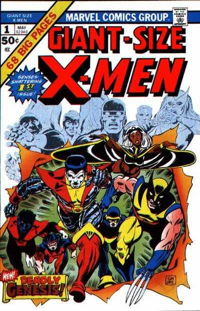 giant sized x-men