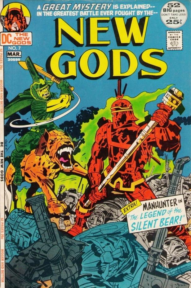 new gods 7