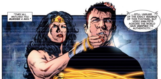 Infinite Crisis with Emma Houxbois: Why Did Wonder Woman Kill Maxwell Lord? – Shelfdust